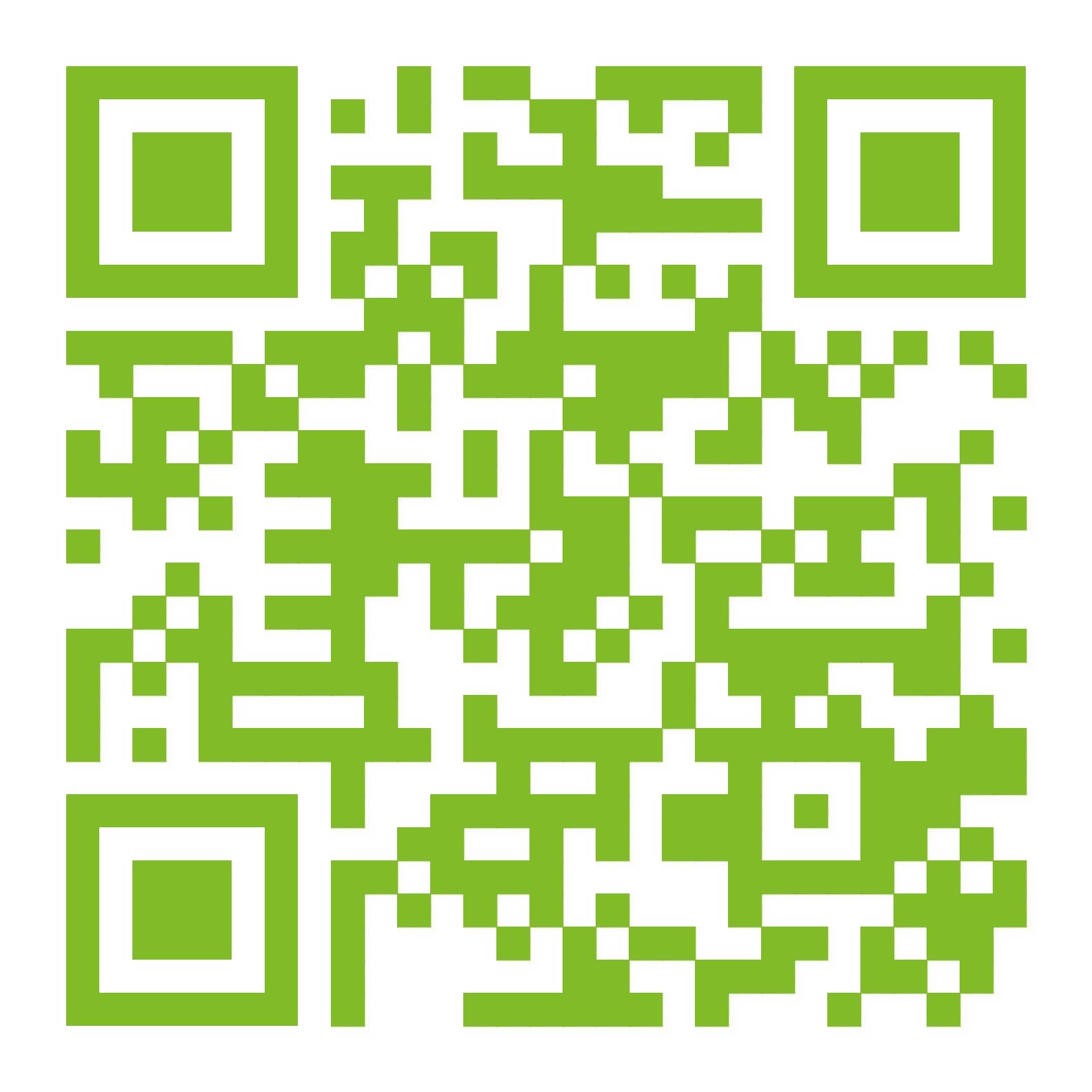 Scanne den QR-Code und lade die App herunter